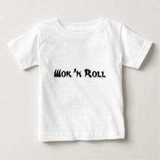 中華なべ「nロール ベビーTシャツ