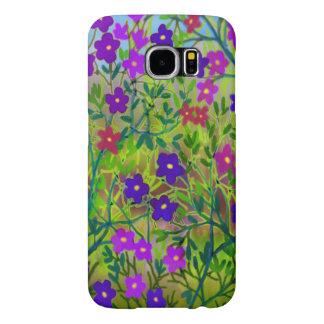 中西部の野生の花のSamsungの銀河系S6の箱 Samsung Galaxy S6 ケース