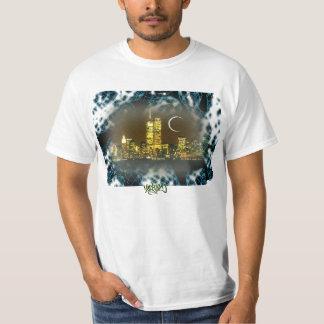 中見て下さい Tシャツ