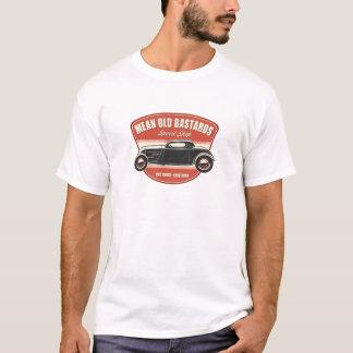 中間の古い粗悪品のクーペ Tシャツ