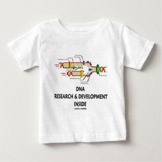 中DNAの研究及び開発 ベビーTシャツ
