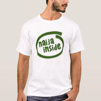 中Naija Tシャツ