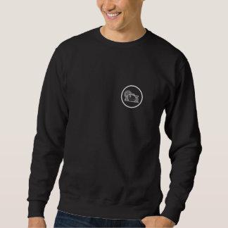 丸の中の狸 スウェットシャツ