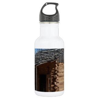丸太小屋 ウォーターボトル