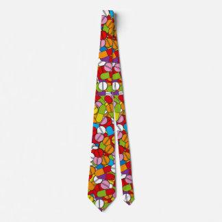 丸薬の多く ネクタイ