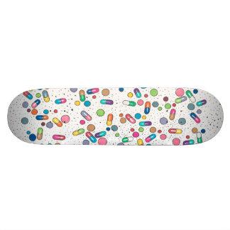 丸薬 スケートボード