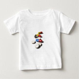 丸薬 ベビーTシャツ