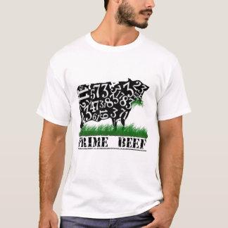 主なビーフ Tシャツ
