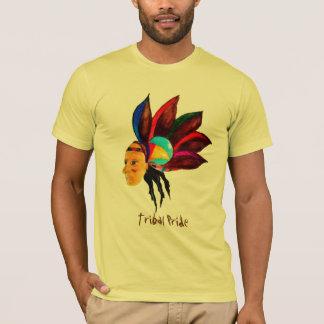 主な色の精神の種族のプライドのTシャツ Tシャツ