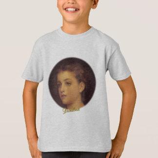 主によるFrederick Leighton Biondina Tシャツ