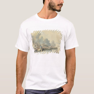 主の後の6月20日のサウサンプトンの乗船 Tシャツ