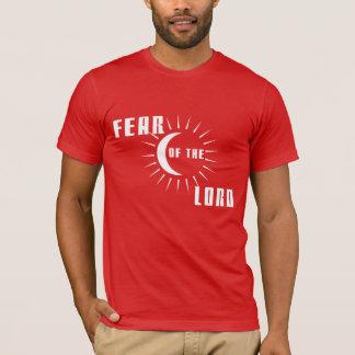 主の恐れ Tシャツ