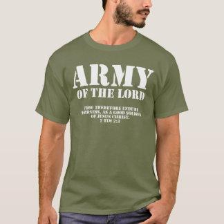 主の軍隊 Tシャツ