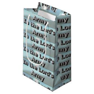 主のArmy スモールペーパーバッグ