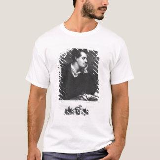 主のByronポートレート Tシャツ