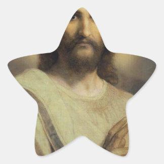 主のImage -ハインリッヒHofmann 星シール