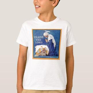 主を賞賛して下さい Tシャツ