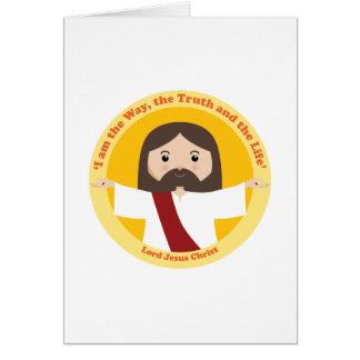 主イエス・キリスト カード