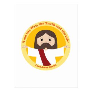 主イエス・キリスト ポストカード