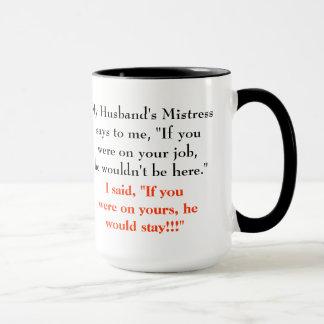 主婦のマグ マグカップ