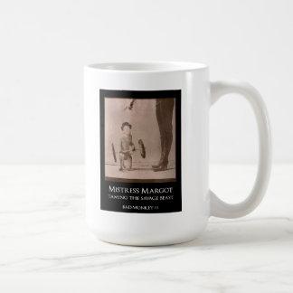 主婦のマーゴットのコーヒー・マグ コーヒーマグカップ