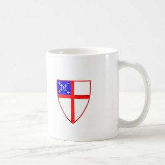主教盾のマグ コーヒーマグカップ