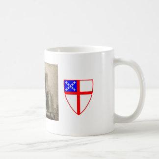 主教盾 コーヒーマグカップ