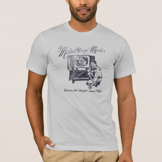主流媒体のTシャツ Tシャツ