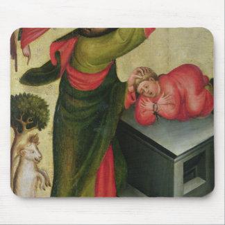 主祭壇からのアイザックの犠牲 マウスパッド