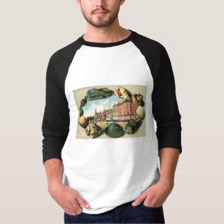 主要なSt.のAsbury公園、ニュージャージーのヴィンテージ Tシャツ