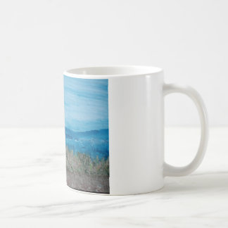 乗るために生まれて下さい コーヒーマグカップ
