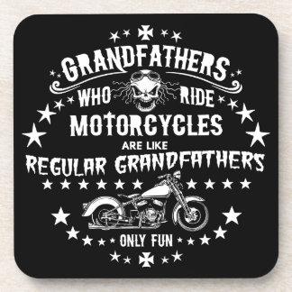 乗る祖父 コースター