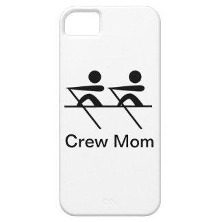 乗組員のお母さんのIphone 5/5sカバー iPhone SE/5/5s ケース