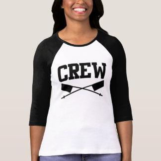 乗組員のTシャツ Tシャツ