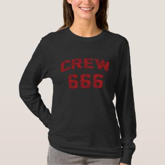 乗組員666 Tシャツ