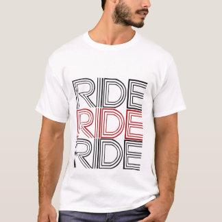 乗車の乗車の乗車 Tシャツ