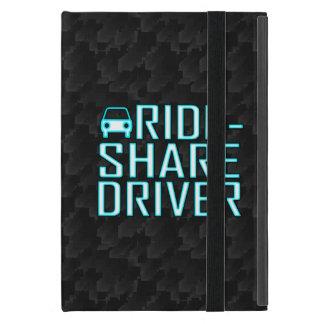 乗車の共有の運転者のRideshareの運転 iPad Mini ケース