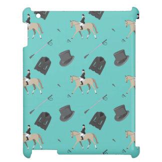乗馬のテーマのipadの場合 iPadケース