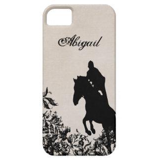 乗馬の馬の跳躍のiPhone 5の場合 iPhone 5 Cover