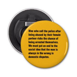 乱用の後で…警察を呼ぶ人 栓抜き