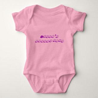 乳児の表現 ベビーボディスーツ