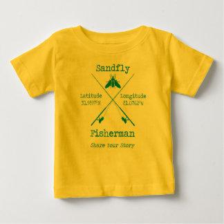 乳児利用できるTワイシャツより多くの色 ベビーTシャツ