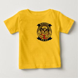 乳児 ベビーTシャツ