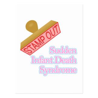 乳幼児突然死症候群 ポストカード