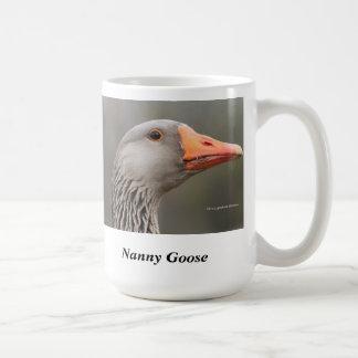 乳母のガチョウ コーヒーマグカップ
