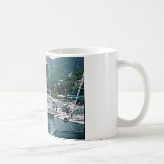 乳母のキーTortolaの銀河系 コーヒーマグカップ