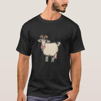 乳母のヤギ Tシャツ