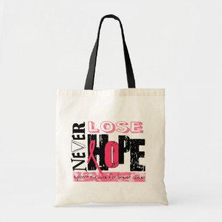 乳癌のための治療を支えて下さい トートバッグ