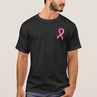 乳癌のピンクのリボン3 Tシャツ