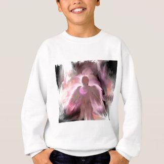 乳癌の天使 スウェットシャツ